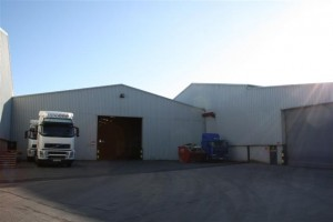 Greenore Port - Industrial Storage Units