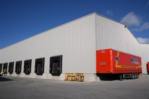 Hanlon Transport - Industrial Storage & Depot