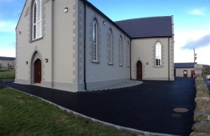 Lislea Chapel Restoration
