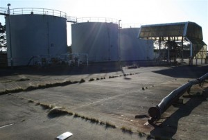 Shell Oil - Storage Tanks