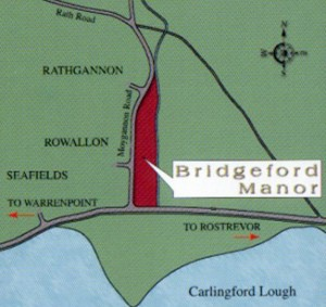 Bridgeford Manor - Private Housing Development, Warrenpoint, Co.Down