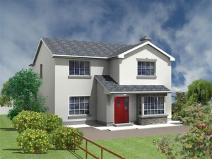 Drumlin View - Private Housing Development, Inniskeen Co.Monaghan